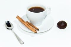 Чашка кофе эспрессо стоковое изображение rf