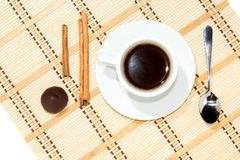Чашка кофе эспрессо стоковые изображения