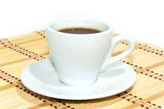 Чашка кофе эспрессо стоковая фотография rf
