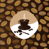Чашка кофе Стоковая Фотография