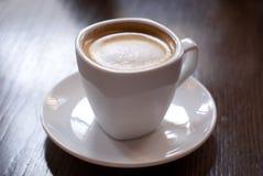 Чашка кофе. стоковые изображения