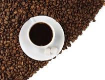 Чашка кофе Стоковая Фотография RF
