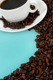 Чашка кофе Стоковое Изображение