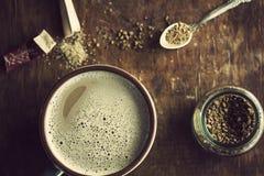 Чашка кофе Стоковые Фотографии RF