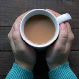 Чашка кофе Стоковые Фото