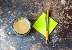 Чашка кофе Стоковое фото RF