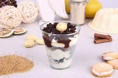 Чашка мороженого Стоковая Фотография