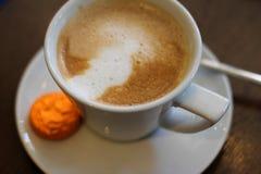 Чашка недавно Стоковые Фотографии RF