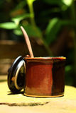 Чашка очень вкусного сахара кофе или чашки Стоковые Изображения RF