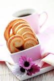 чашка печений кофе Стоковая Фотография