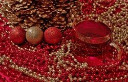 Чашка приветственного восклицания Стоковые Фотографии RF