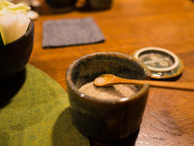 Чашка соли Стоковые Изображения