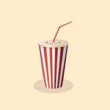 Чашка соды Стоковые Фото