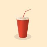 Чашка соды Стоковая Фотография RF