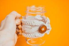 Чашка стекла Стоковые Фото