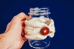 Чашка стекла Стоковое Изображение