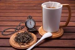 Время чая Стоковая Фотография