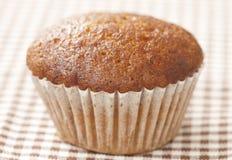 чашка торта банана одиночная Стоковая Фотография
