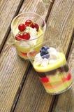 чашка торта Стоковое Изображение RF