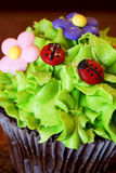 чашка торта Стоковые Фото