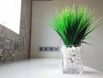 Чашка травы Стоковое фото RF