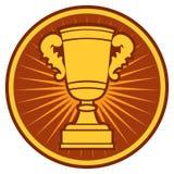 Чашка трофея Стоковые Фото