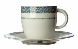 чашка фарфора Стоковые Изображения