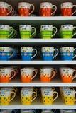 чашка цвета Стоковое Изображение RF
