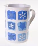 Чашка, чашка цвета на предпосылке Стоковая Фотография RF