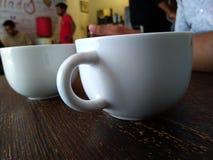 Чашка чаю или кофе стоковые фото
