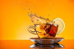 Чашка чаю Стоковое фото RF