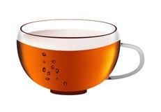 Чашка чаю бесплатная иллюстрация