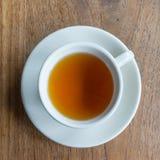 Чашка чаю стоковая фотография rf