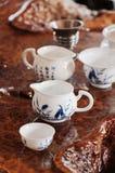 чашка чая бака Стоковая Фотография RF