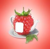 Чашка чая поленики Стоковые Изображения