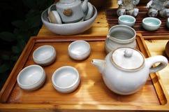 Чашка чая фарфора Стоковое Фото