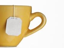 Чашка чая. Стоковые Изображения