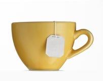 Чашка чая. Стоковая Фотография