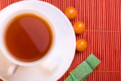 Чашка чая Стоковое фото RF