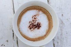 Чашка черного кофе Стоковое Фото