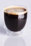 Чашка черного кофе Стоковые Фотографии RF