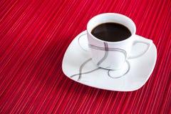 Чашка черное Expresso стоковая фотография