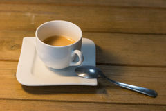 Чашка эспрессо Стоковое Фото