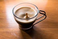 Чашка эспрессо Стоковые Фотографии RF