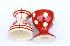 Чашка яичка Стоковая Фотография