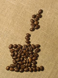 чашка coffe Стоковые Фотографии RF