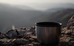 Чашка Thermos Стоковое фото RF