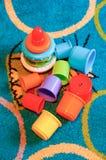 Чашки игрушки Стоковые Фото