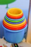 Чашки игрушки Стоковые Изображения RF