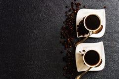 Чашки кофе Стоковые Фотографии RF